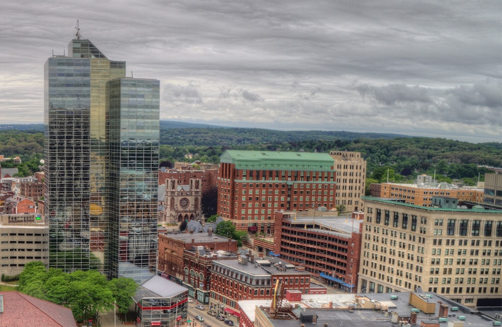 downtown worcester office market