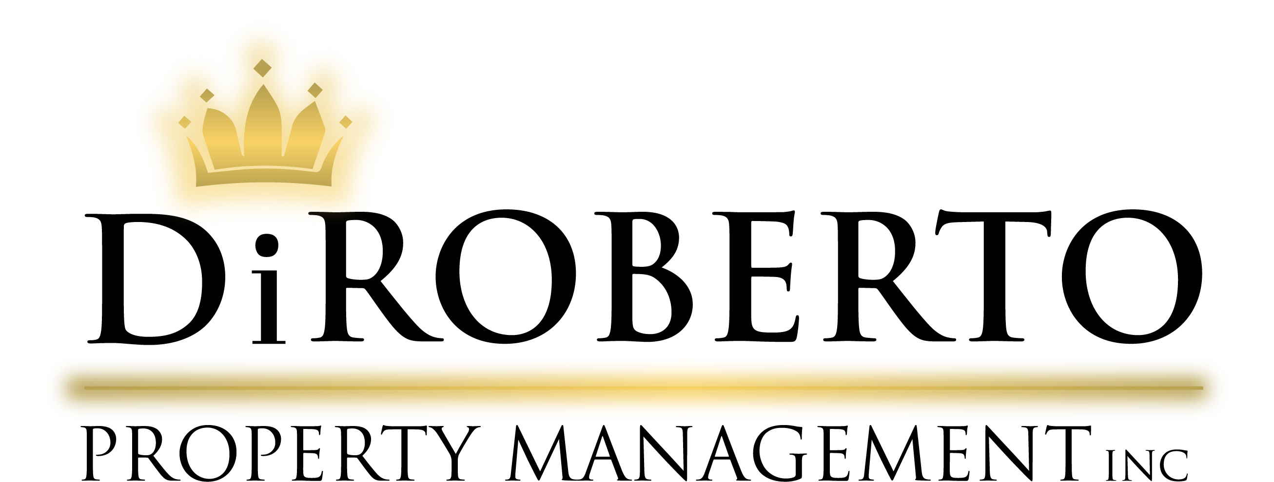 DiRoberto Property Management Logo